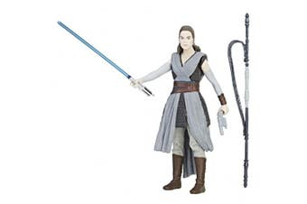 Star Wars The Last Jedi Force Link Rey (Jedi Training) 9.5cm Action Figure