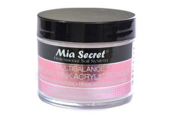 Mia Secret Natural Pink Acrylic Powder 60ml