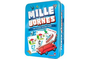 Minuscule Mille Bornes Card Game Board Game Asmodee Editions ASMMIN01