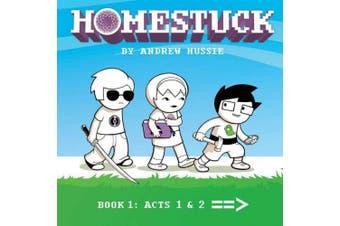 Homestuck: Book 1: Act 1 & Act 2 (Homestuck)