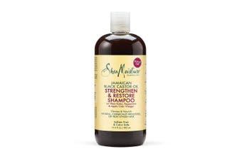 Shea Moisture Jamaican Black Castor Oil Strengthen, Grow & Restore Shampoo 480ml