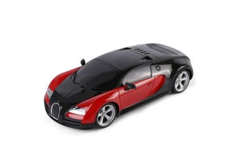 Extreme Exotic Drifter Sports Race Car Fully Functional 1:18 Scale Red with Black
