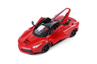 Lava Red RC Fully Functioning Drifter Sports Race Car 1:16 Scale
