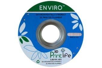 3D Printlife Enviro ABS 2.85mm Grey 3D Printer Filament, Dimensional Accuracy _ +/- 0.05 mm