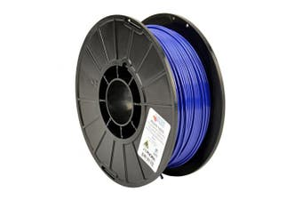 (Blue) - Aleph Objects Inc.Chroma Strand INOVA-1800 Copolyester Filament, 2.85 mm, 1 kg Reel, Blue