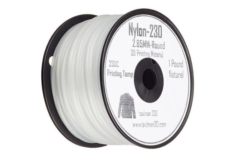 Taulman 10664 Print Filament, Nylon 230, 2.85 mm, 450 g