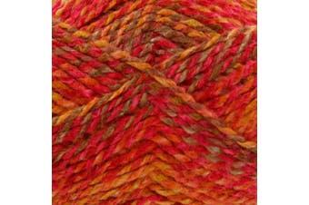(Cinnabar 2277) - King Cole Corona Chunky Acrylic Knitting Yarn 100g (Cinnabar 2277)
