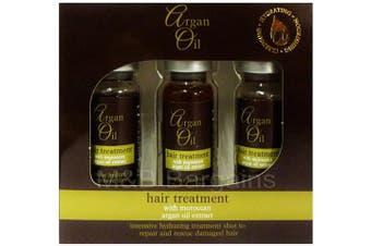 Argan Oil Extract Hair Treatment Shots Set