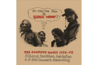 So Who the Hell Is Stack Waddy: Complete Works 1970-1972