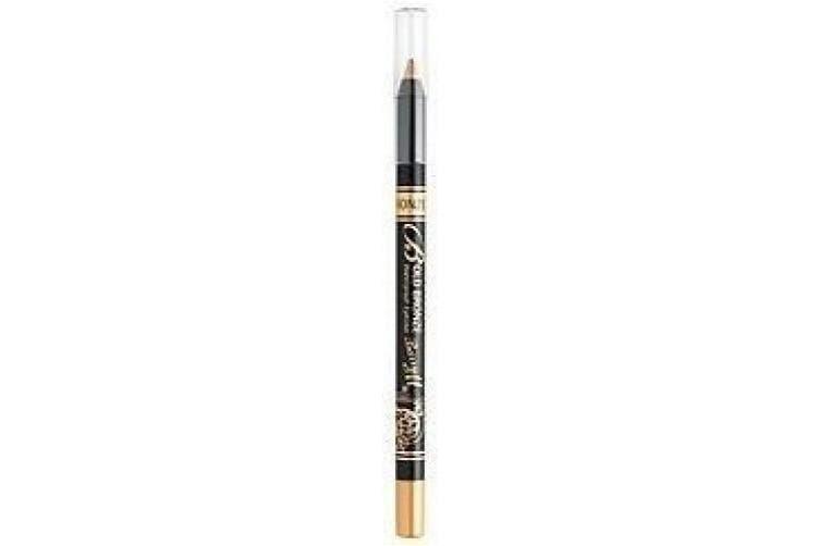 (Bronze) - Barry M Cosmetics Bold Waterproof Eyeliner, Bronze