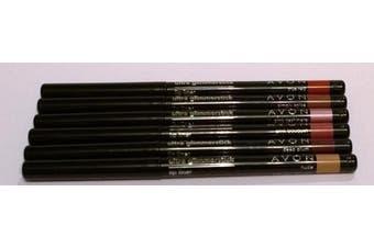 5 x Avon Ultra Glimmersticks Lip Liner Lipliner in Simply Spice