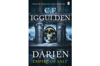 Darien: Empire of Salt Book I For fans of Joe Abercrombie
