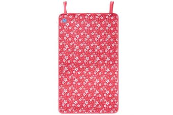 (One Size, Pink Blossom) - Splash About Baby Neoprene Changing Mat