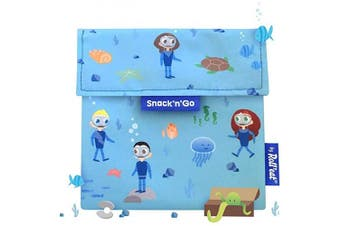 (Blue) - Rolleat - Rolleat016 Unisex Food Containers.