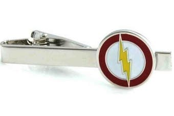(Lightening the Flash) - 1107 Products Super Hero Tie Clips