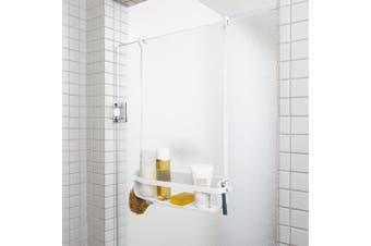 (Tray, White) - Umbra 023475-660 Flex Single Shower Caddy White