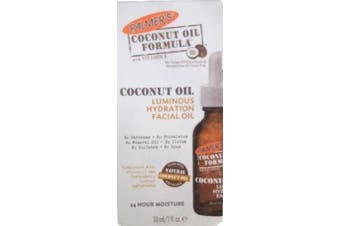 Palmer's Coconut Oil with Vitamin E Luminous Hydration Facial Oil, 30ml