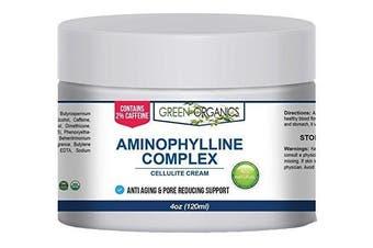 Cellulite Treatment Cream with Caffeine and Retinol by Green Organics, 120ml