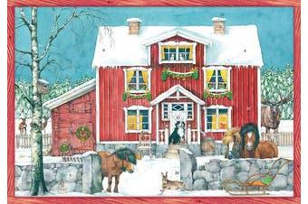 Coppenrath Advent Calendar 'Nordic Christmas' Traditional