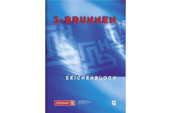 Brunnen Sketch Pad A3 297 x 420 mm 120 g/m² 20 Sheets