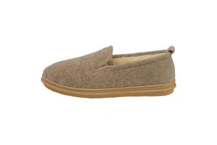 (10 D(M) US, Tan) - Slippers International Men's Perry Slipper