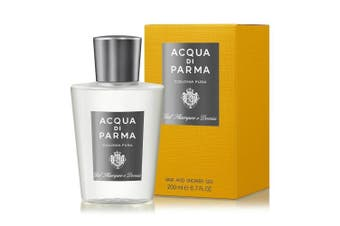 Colonia Pura by Acqua Di Parma Hair & Shower Gel 200ml