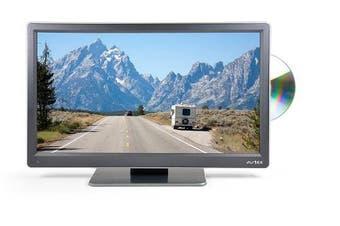 Avtex L168DR Ultra-Compact/Lightweight Widescreen Full HD LED TV/DVD/PVR - Black, 41cm