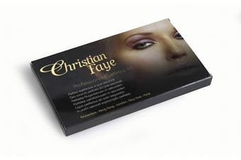 CHRISTIAN FAYE Professional Kit ( Palette of 8 Colours )