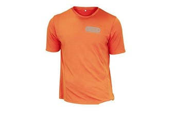(2X-Large) - Oregon Light Breathable Hi-Vis Short Sleeve T-Shirt, Orange 295480/2XL - Orange