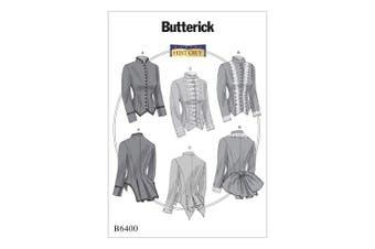 Butterick Patterns Butterick Pattern 6400 E5 Misses Costume, Multicoloured, Sizes 14-22