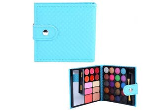 (#2) - BrilliantDay 32 Colours Professional Cosmetic Make up Palette Set Kit Combination with Eyeshadows Lip Gloss Blusher Highlight powder#2