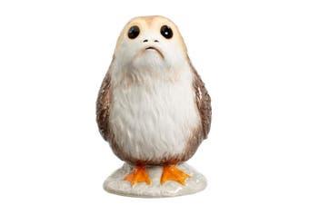 Star Wars Bear Island Bird Egg Cup, Ceramic, White, 6 x 5 x 9.5 cm