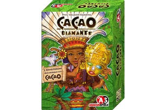 Abacus Spiele ABACUSSPIELE ABA06172 Cacao Diamante Board Game