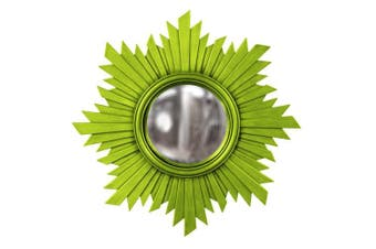 (Glossy Green) - Howard Elliott 51268MG Euphoria Mirror, Green