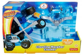 Blaze and the Monster Machines Cheating Morpher Crusher