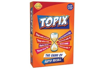 Cheatwell Games Topix Family Board Game