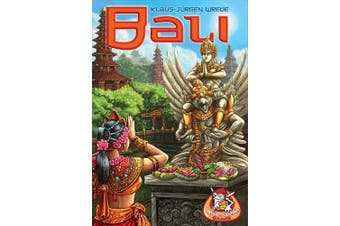 White Goblin Games WGG1722 Bali Board Game