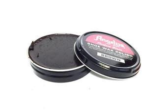 (Brown) - Angelus Perfect Stain Shoe Wax Polish, 80ml