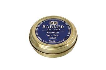 (Black) - Barker Wax Polish