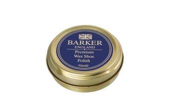 (Tan) - Barker Wax Polish