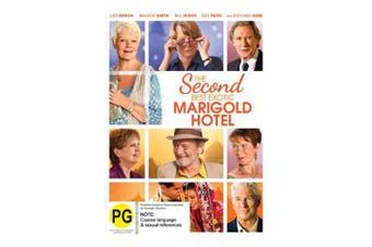 Second Best Exotic Dvd Movie Marigold Hotel [Region 4]