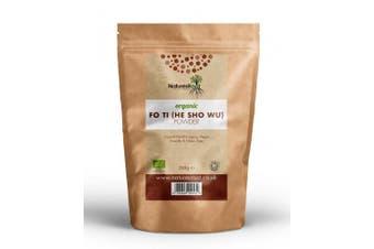 (125g) - Organic Fo-ti (He Shou Wu) Powder 125g by Natures Root