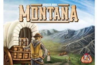 White Goblin Games WGG1721 Montana Board Game