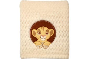 (Lion King) - Disney Lion King Popcorn Coral Fleece Blanket