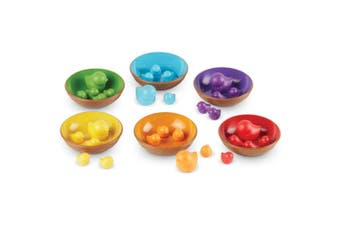 Learning Resources Birds in a Nest Sorting Set