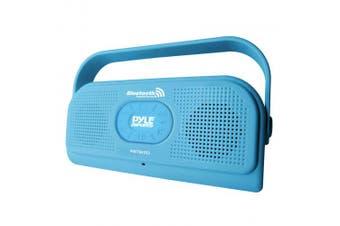 Pyle Surf Sound Party Water Resistant Cordless BT Stereo Speaker (Colour Blue)