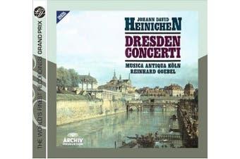 Dresden Concerti  [2 Discs]