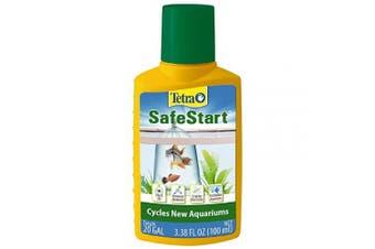 Tetra Aquarium Safe Start Bacteria for Aquariums, 100ml - 77965
