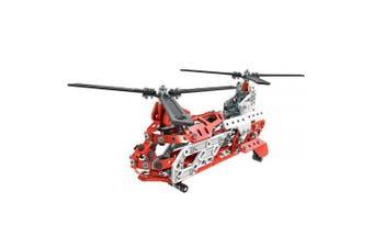 (MECCANO) - Meccano 20 Model Set Aerial Rescue