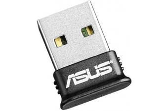 (Single) - Asus USB-BT400 Nano Bluetooth Stick (use PS4 and Xbox One controller on PC, Bluetooth 4.0)